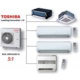 Наружный блок Toshiba RAS-5M34UAV-E1